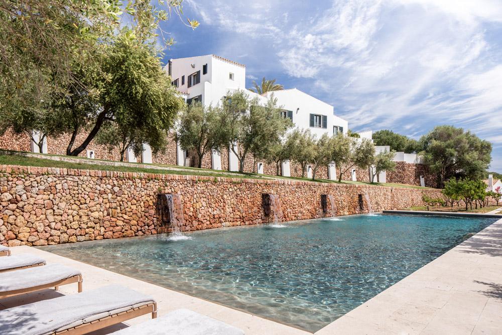 Villa privée et exclusive à louer à Minorque