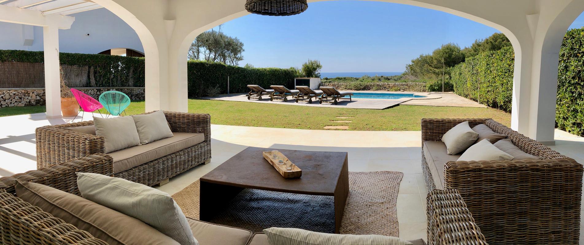 Villas à Minorque