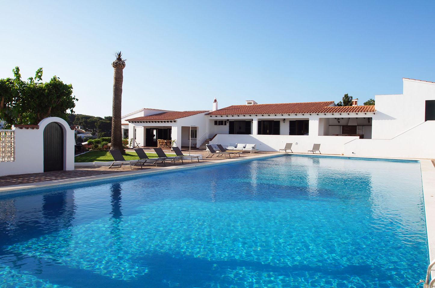 Vacances Villa Minorque