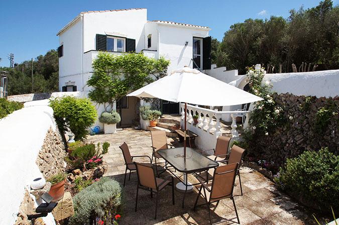 Villas privées à louer à Minorque